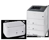Черно-бели лазерни принтери