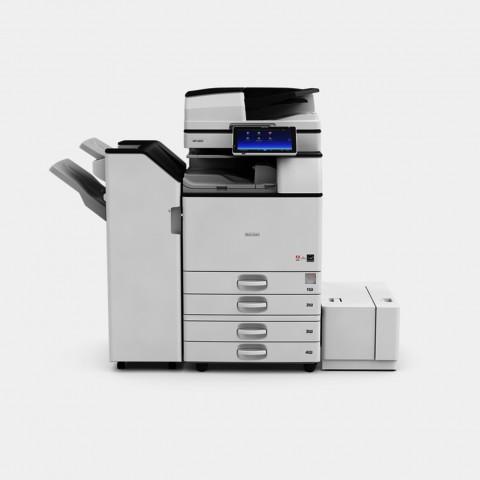 Ricoh MP6054 Printer PCL 6 Descargar Controlador