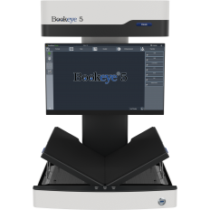 ImageWare Bookeye 5 V3 Basic