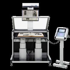 Скенер за книги ImageWare Bookeye 4 Professional Color DIN A1+, 50