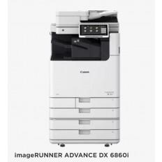 Черно-бяло офис МФУ Canon imageRUNNER ADVANCE DX 6860i