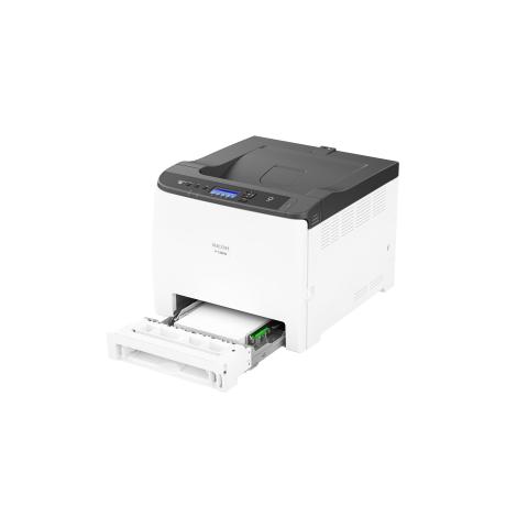 Нови цветни модели принтери и МФУ  на Ricoh